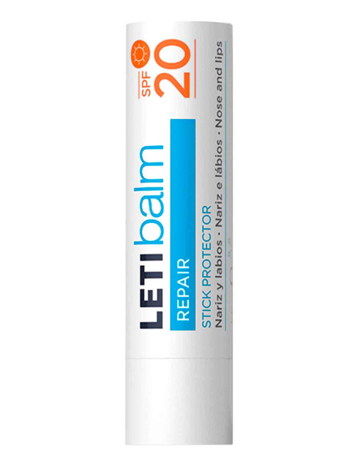 Stick protector SPF 20 Letibalm 7,35