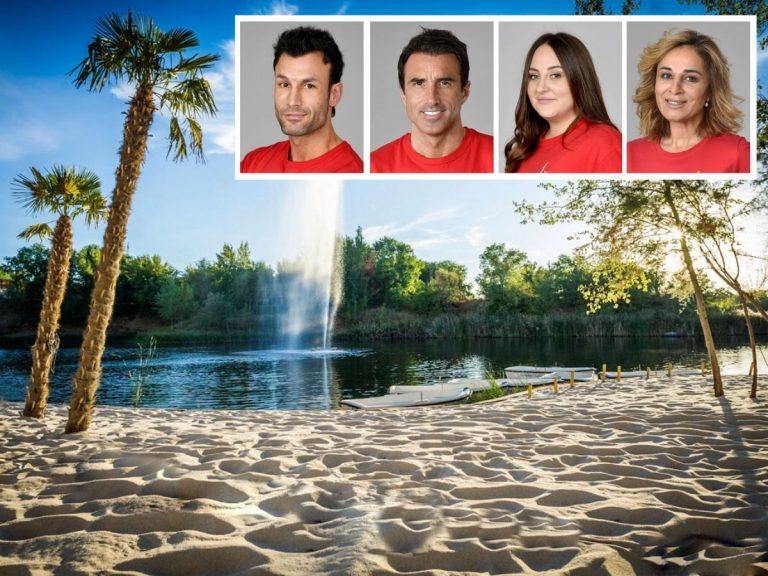 Así es el paraíso donde están confinados los finalistas de 'Supervivientes 2020'