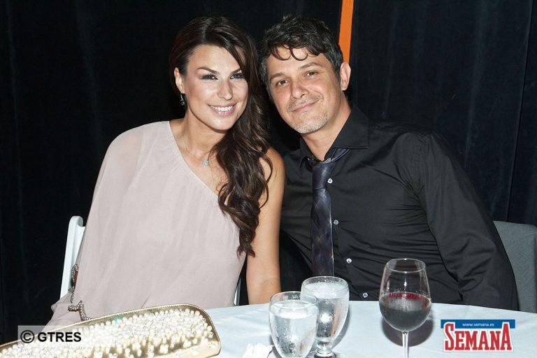 Raquel Perera y Alejandro Sanz se enfrentan a un complicado proceso de divorcio