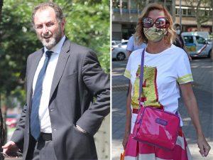 Ágatha Ruiz de la Prada y Luis Gasset, tarde de amor en Madrid tras su 60 cumpleaños