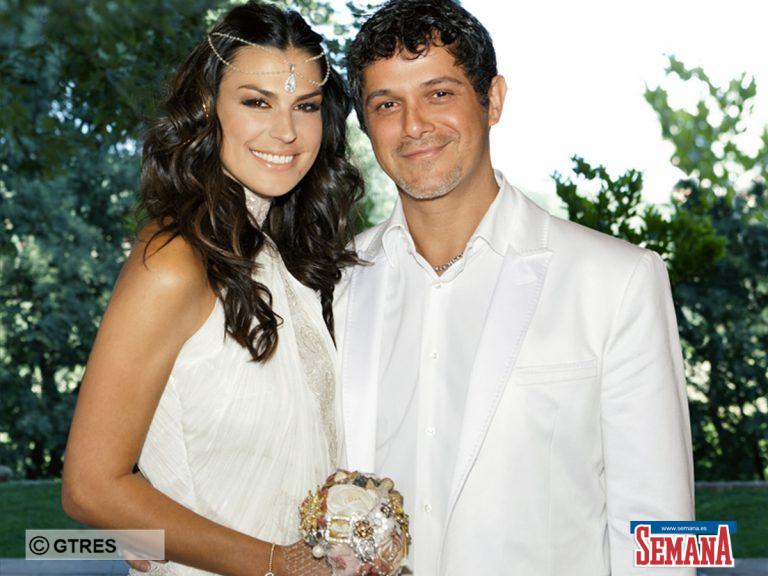 Alejandro Sanz evita el juicio y llega a un acuerdo con Raquel Perera