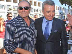 El día que Amador Mohedano, Ortega Cano y Pedro Carrasco echaron a Fidel Albiac del hospital