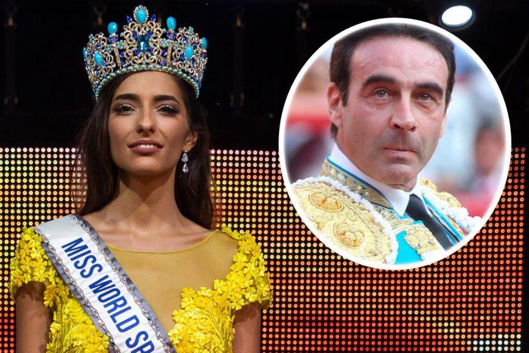 Ana, la nueva Miss World Spain que relacionaron con Enrique Ponce