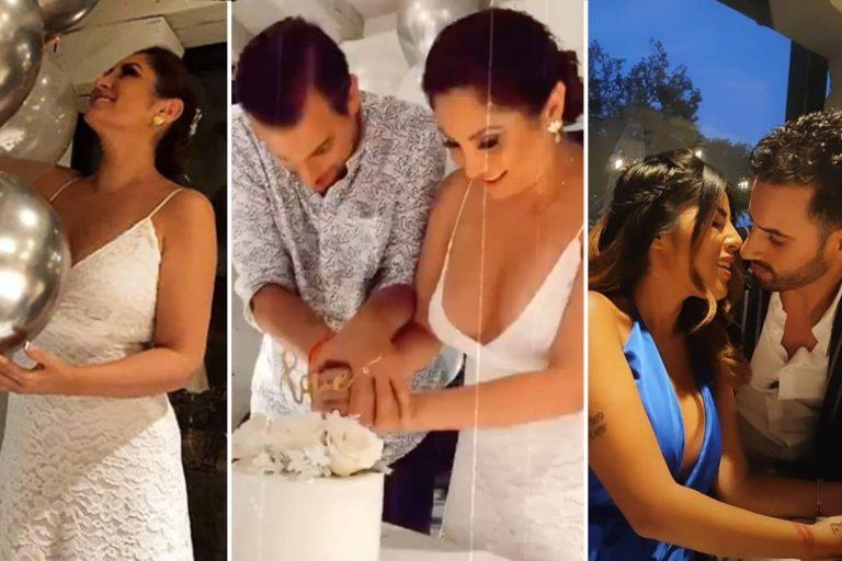 Aneth celebra por todo lo alto su boda: Chabelita Pantoja y Asraf, ¿los próximos en casarse?