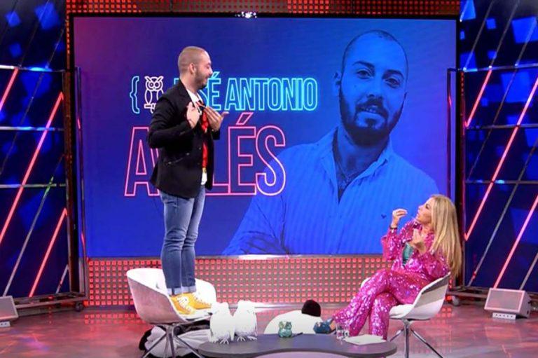 El rapapolvo de Cristina Tárrega a José Antonio Avilés que todo el mundo ha aplaudido