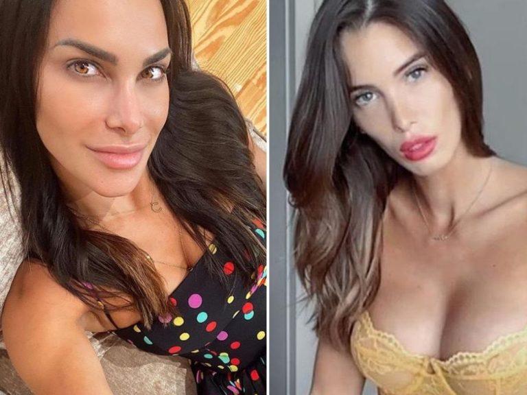 Tras el retoque de Kiko Matamoros, Carla Barber repasa a Marta López: así ha quedado