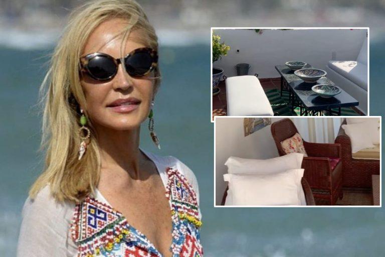Todas las fotos de la casa de Marbella de Carmen Lomana, su particular «paraíso»
