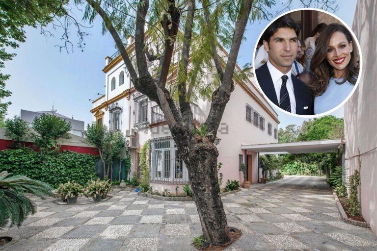 Así es la mansión sevillana que ha enamorado a Cayetano Rivera y Eva González