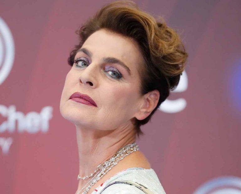 Antonia Dell'Atte repasa sus 30 años en España y lanza un dardo envenenado: ¿A Alessandro Lequio?