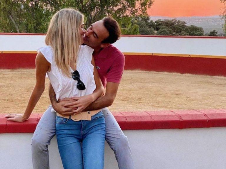Enrique Ponce declara su amor por Ana Soria: «Te amo más que a mi vida»
