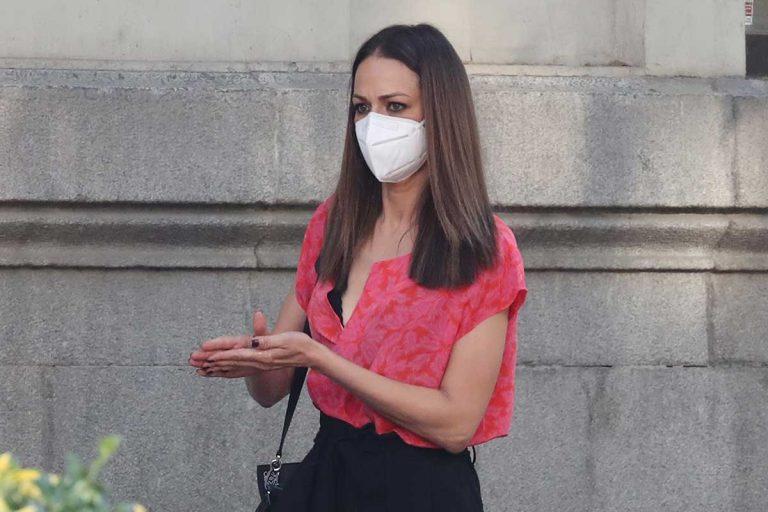Así se prepara Eva González para volver al trabajo tras el confinamiento