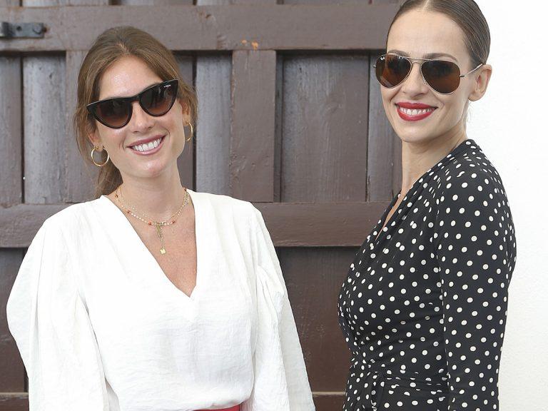 Eva González y Lourdes Montes, de viaje juntas ¿cómo amigas?
