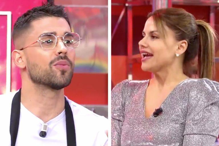Miguel Frigenti y Mónica Hoyos reavivan su guerra: «Que desagradable eres»