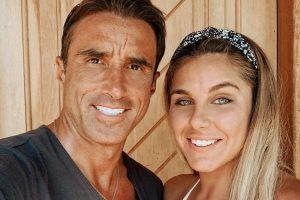 Hugo Sierra afianza su relación con Ivana Icardi: «Te amo bebita»