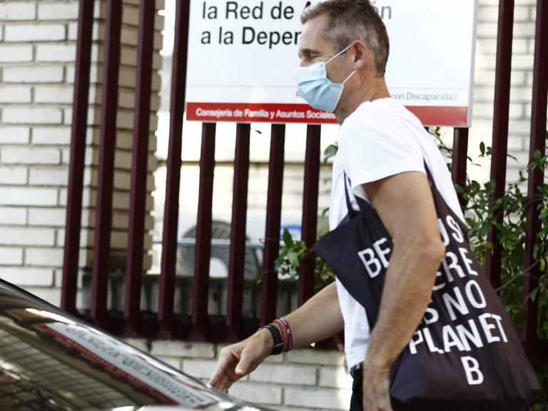 Iñaki Urdangarin sale por fin de prisión tras una dura cuarentena