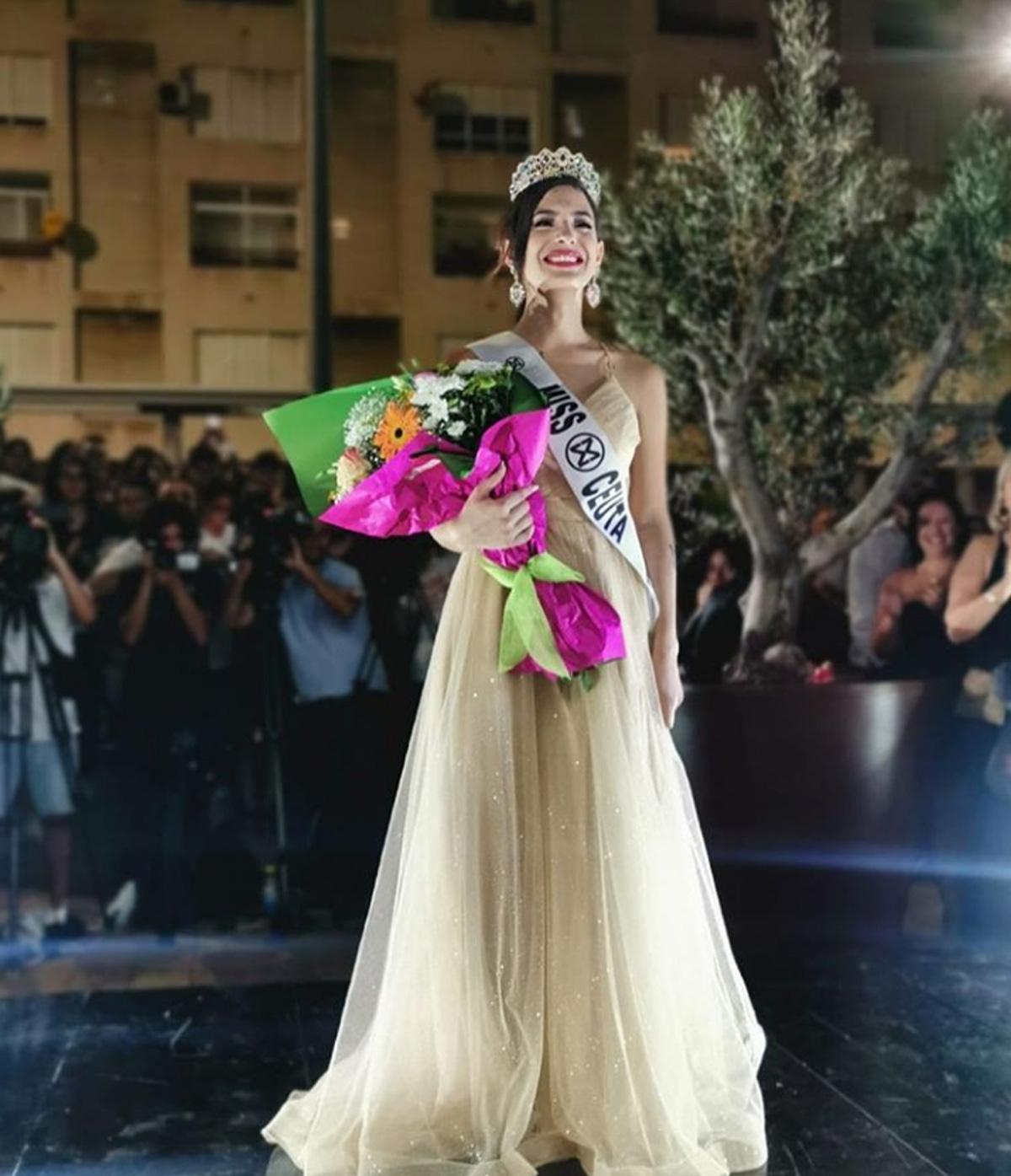 Lucía Heredia Miss Ceuta 4