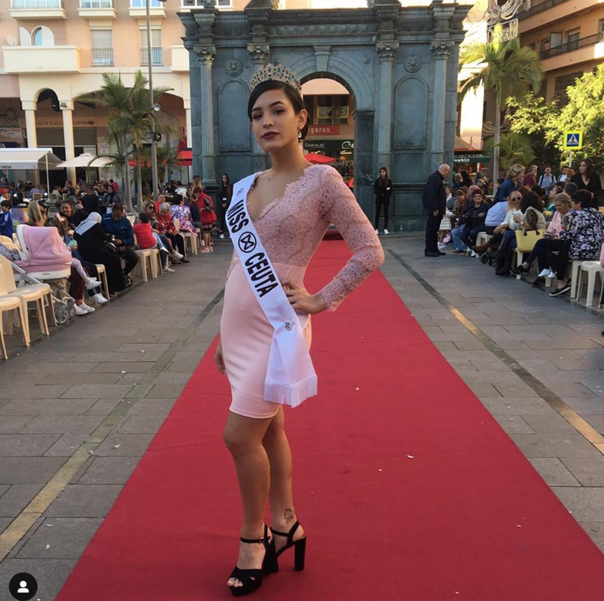 Lucía Heredia Miss Ceuta 9