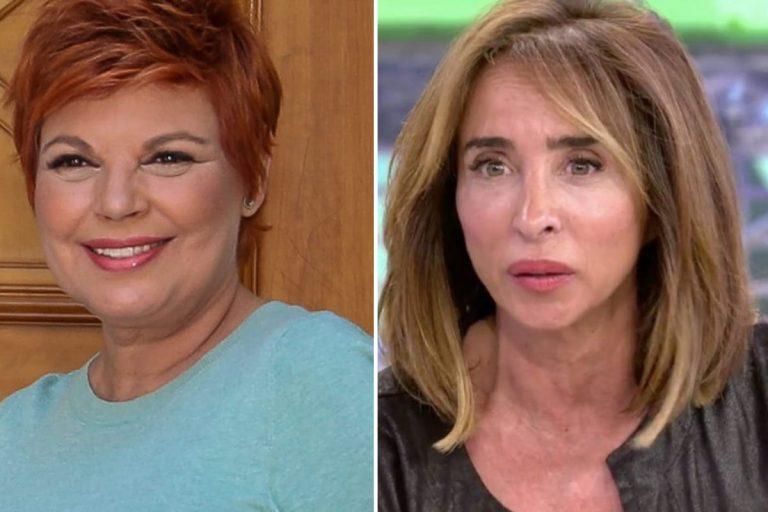 Terelu Campos desvela el motivo por el que María Patiño se ausentó de 'La Última Cena'