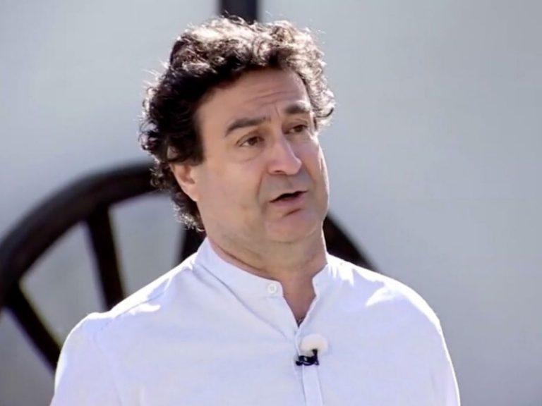 Pepe Rodríguez se emociona en 'Masterchef' al recordar su situación «al límite»
