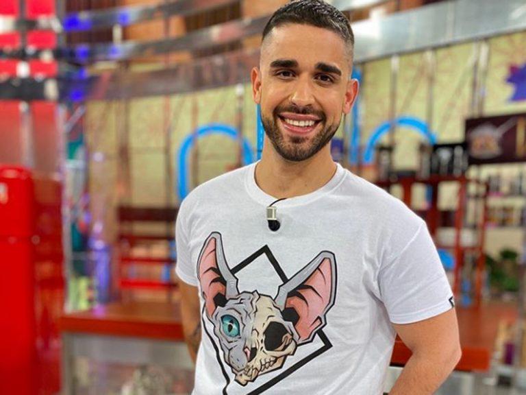 Miguel Frigenti confiesa cómo lleva la fama y trabajar en 'Sálvame'