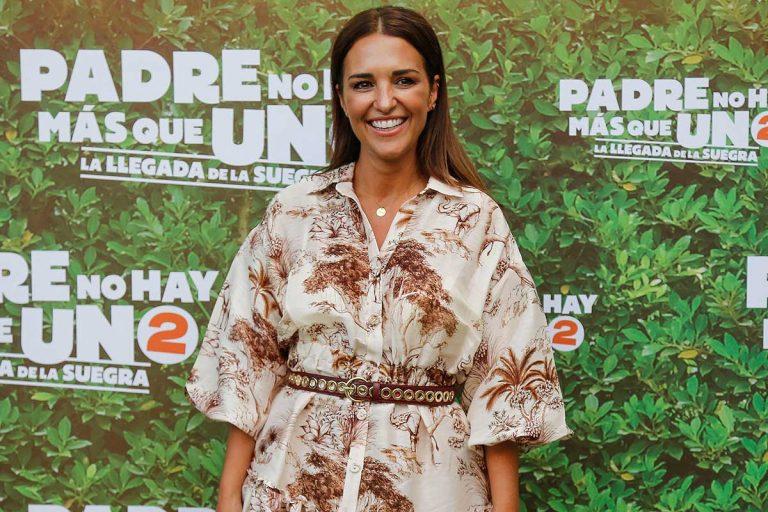 Paula Echevarría desvela sus planes de verano: «No tengo trabajo ahora mismo y puedo viajar»