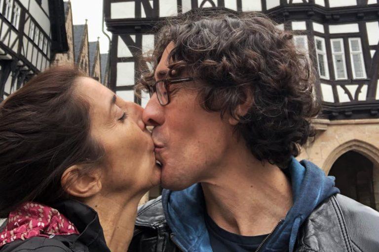 Paz Padilla conmueve recordando a su difunto marido