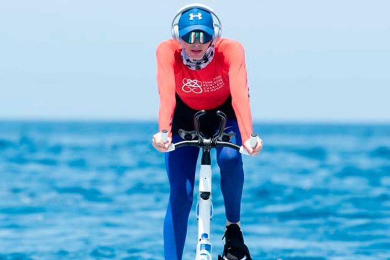 Charlène de Mónaco está entrenando duro… ¿para qué?