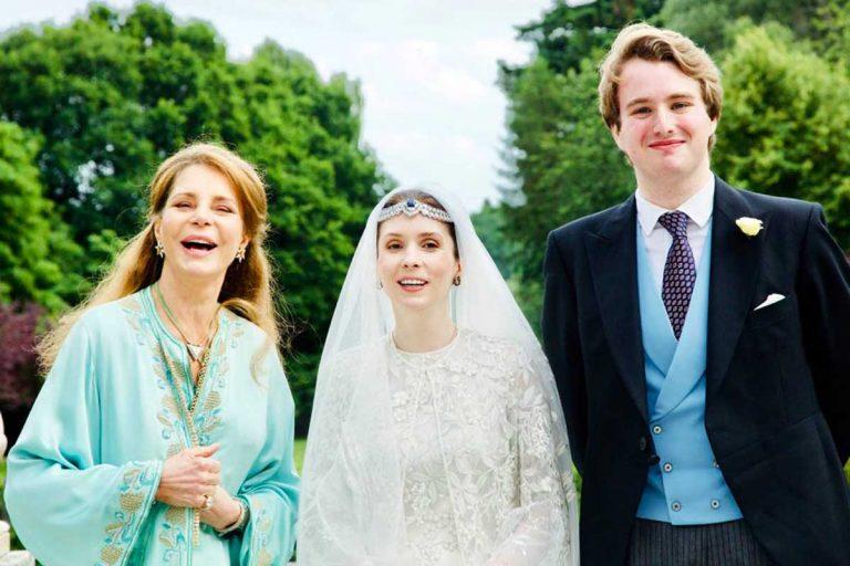 Rania de Jordania no ha ido a la boda real de su cuñada: ¿por qué?
