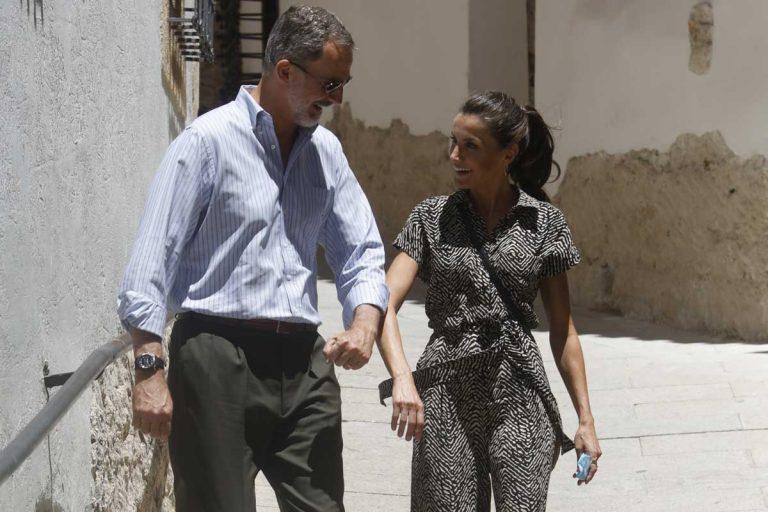 Los Reyes Felipe y Letizia vuelven a Cuenca, donde iniciaron su luna de miel