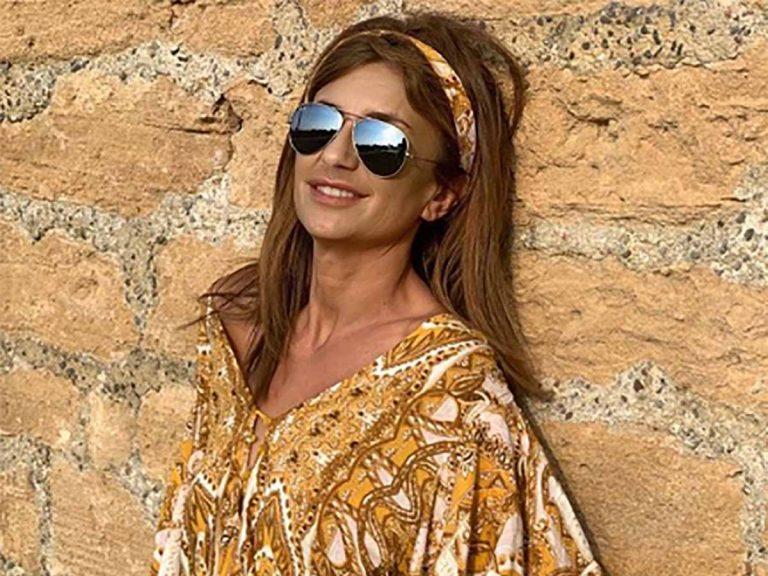 La camisa de Gema López consigue el mejor look de verano