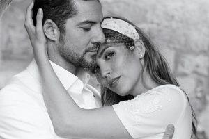 Las imágenes inéditas de la boda de David Bisbal y Rosanna Zanetti