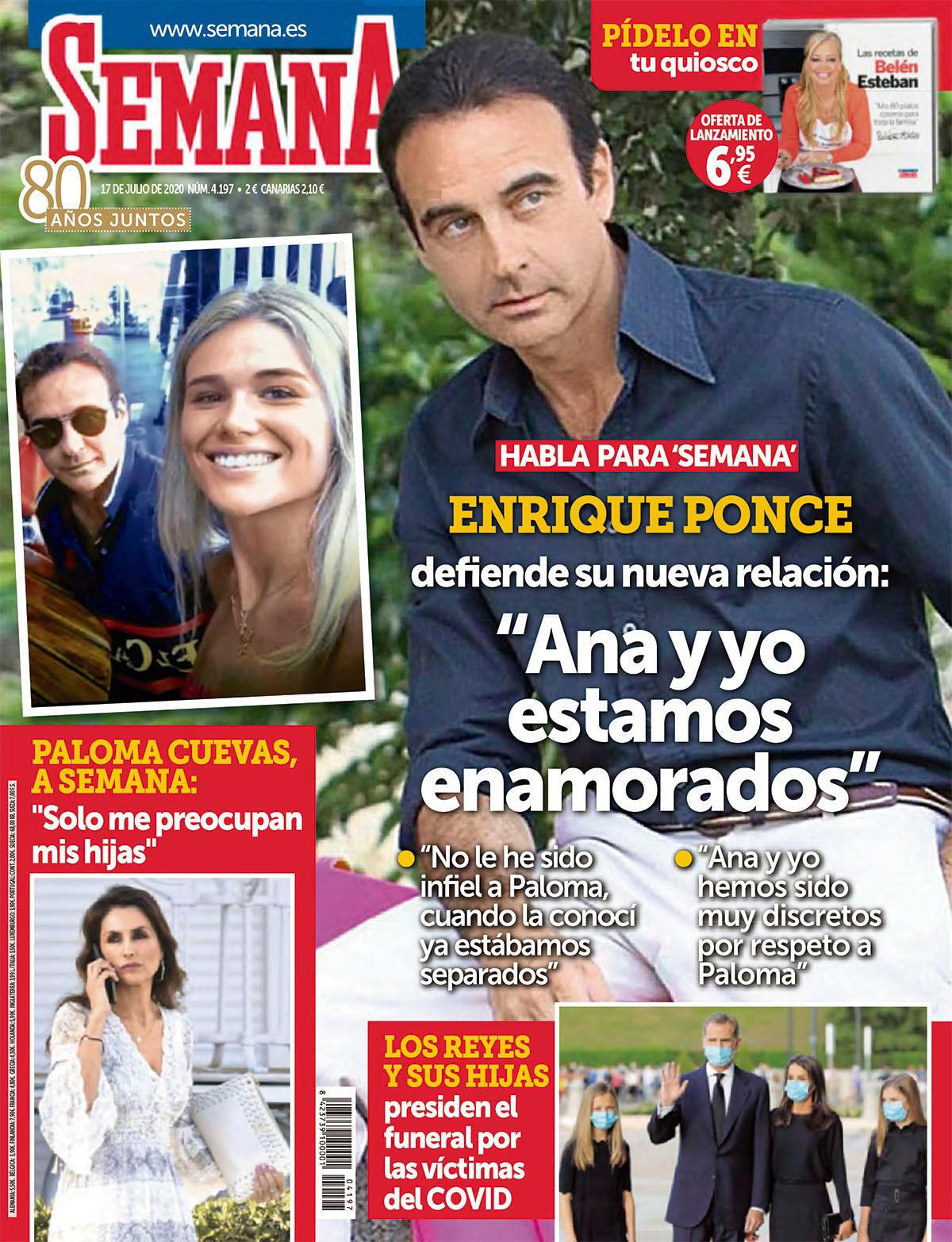Revista Semana Enrique Ponc