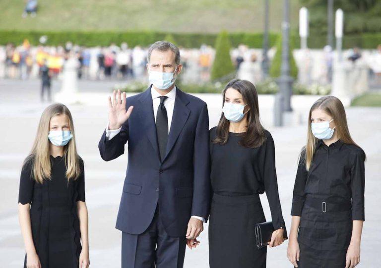 La Familia Real preside el funeral por las víctimas del coronavirus