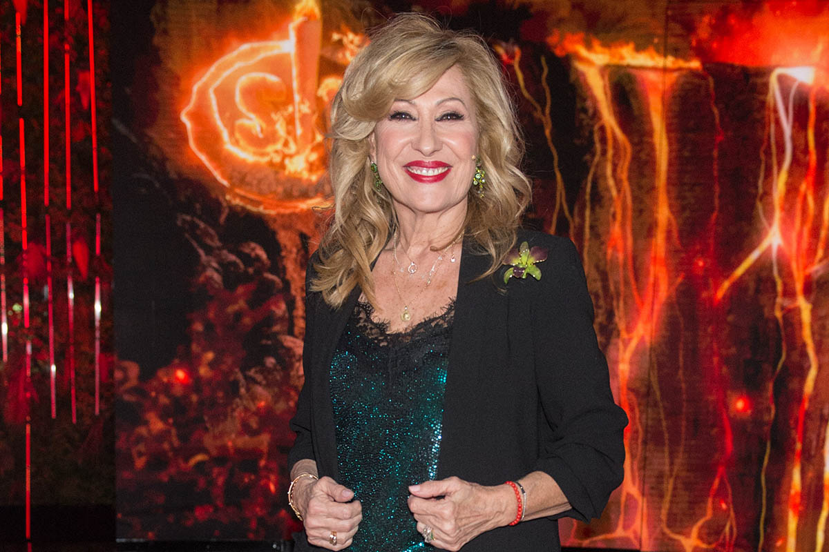Rosa Benito  during » La Gala de Supervivientes » tv show in Madrid on Sunday 01 March 2020.