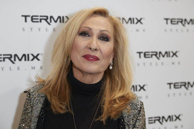 Rosa Benito se enciende y estalla, muy crítica contra Rocío Carrasco