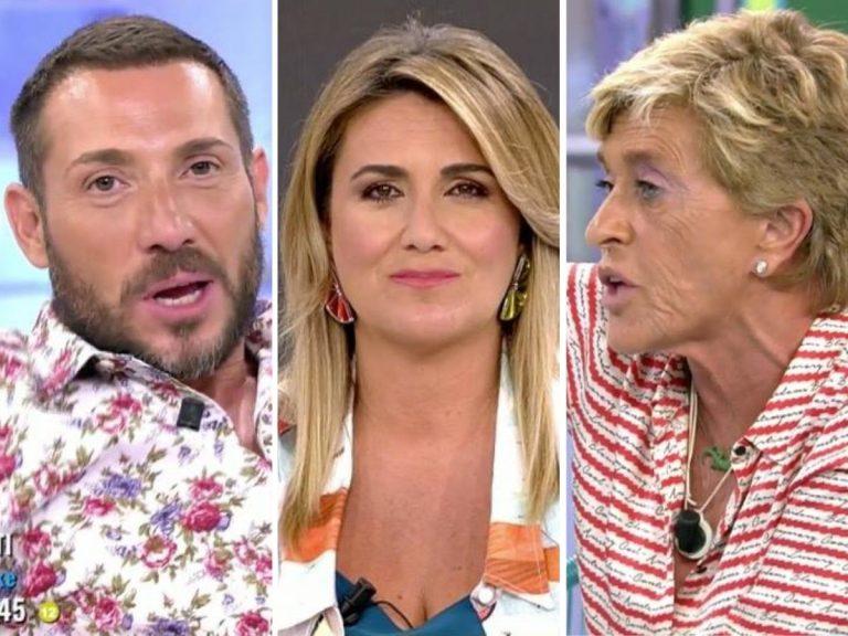 Antonio David Flores, Carlota Corredera y Chelo García Cortés revelan sus retoques