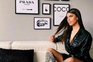 La vida de lujo de Sofía Suescun, con 13.000 euros en efectivo y 60.000 en pertenencias