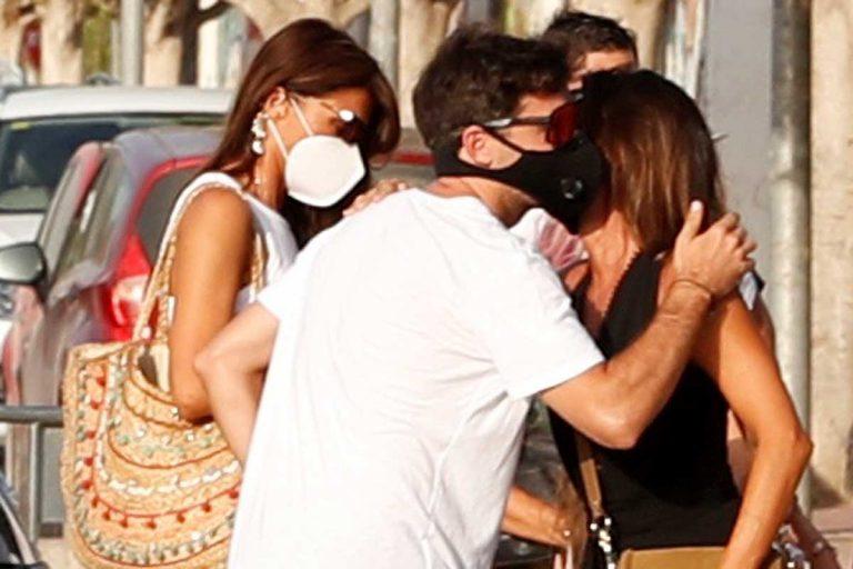 Sonia Ferrer y Pablo Nieto: primeras imágenes juntos en Ibiza