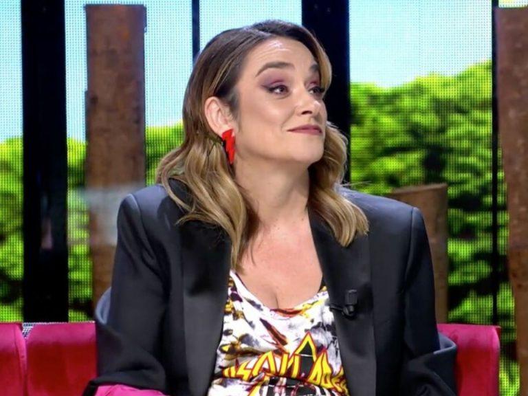 Toñi Moreno enumera su lista de romances y deja atónito a Jorge Javier Vázquez