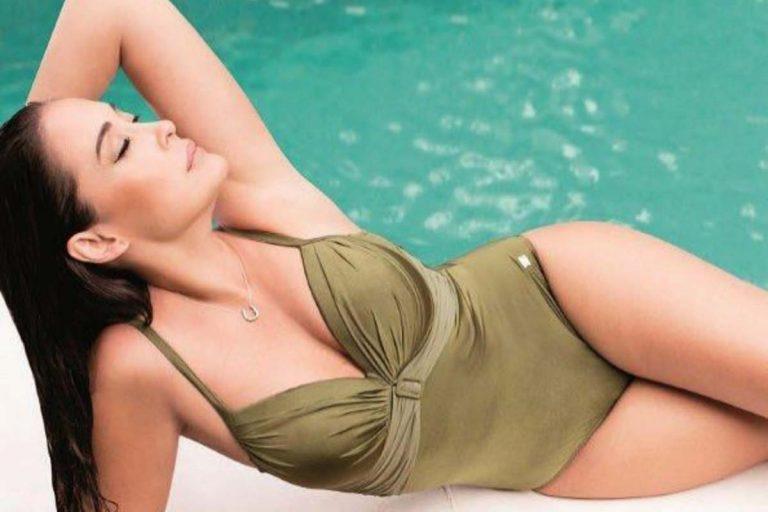 Vicky Martín Berrocal se pone sexy para defender el cuerpo de la mujer y consigue lo contrario