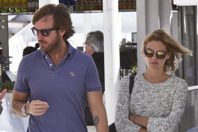 Se incendia el club de Rosauro Varo, marido de Amaia Salamanca, en Marbella