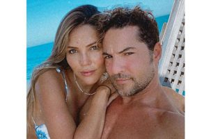 Foto a foto: Las inolvidables vacaciones en familia de David Bisbal y Rosanna Zanetti