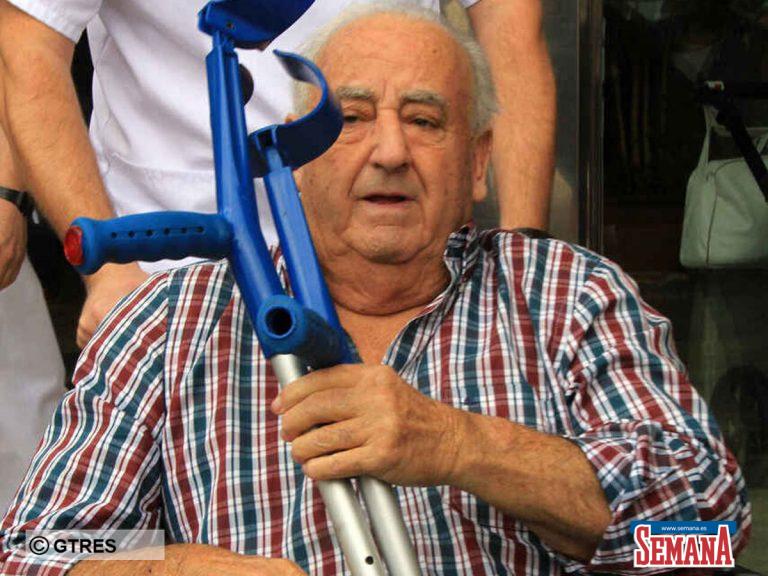 El día que Humberto Janeiro lloró sin consuelo al hablar de sus hijos