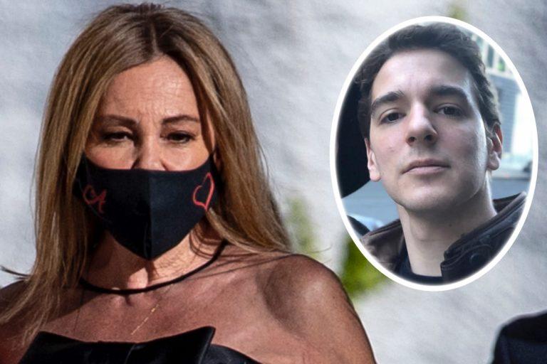 Clemente Lequio defiende a su madre, Antonia Dell'Atte, y carga contra Ana Obregón: «Su coraje y valentía son una inspiración para mí»