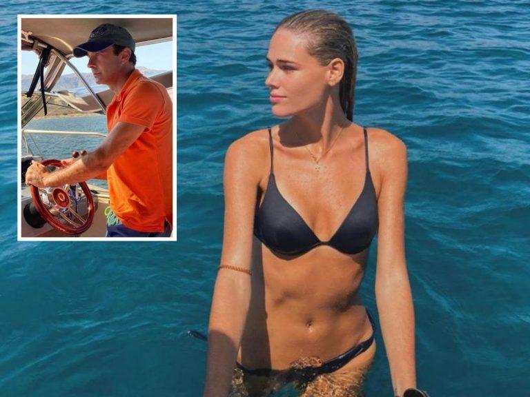 Ana Soria presume de cuerpazo en su nueva travesía en el mar con Enrique Ponce