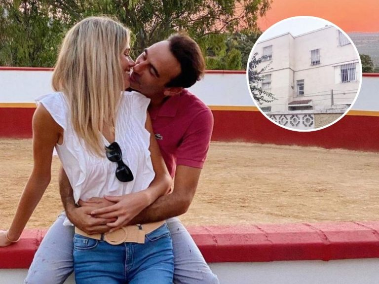 Nuevo nidito de amor para Ana Soria y Enrique Ponce: la casa que le han regalado en Almería