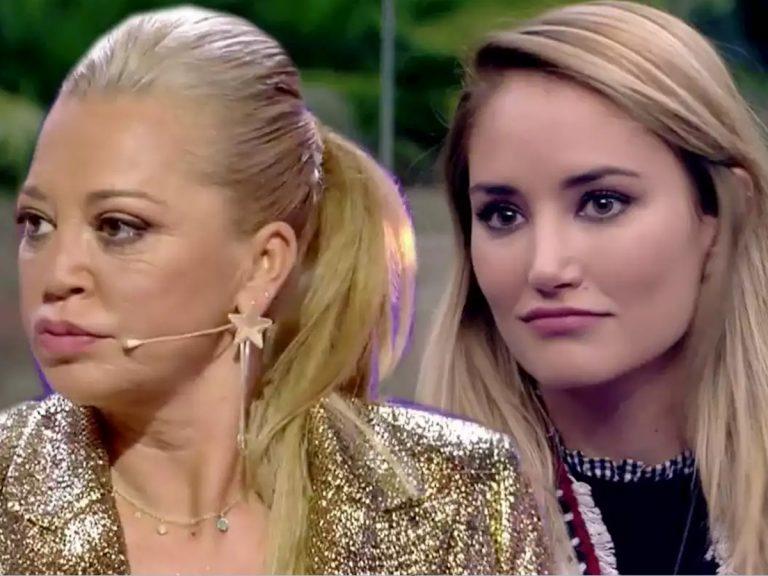 Alba Carrillo se compara con Belén Esteban tras la muerte de Humberto Janeiro (y la lía)