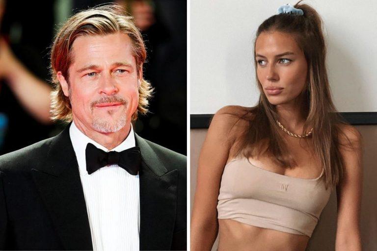 Nicole Poturalski, la modelo alemana que ha conquistado el corazón de Brad Pitt