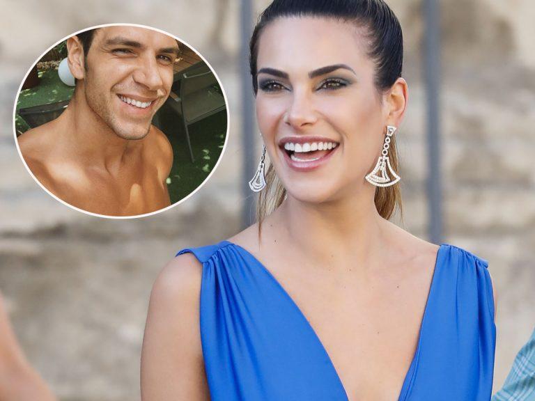 Carla Barber valora los nuevos glúteos de Diego Matamoros