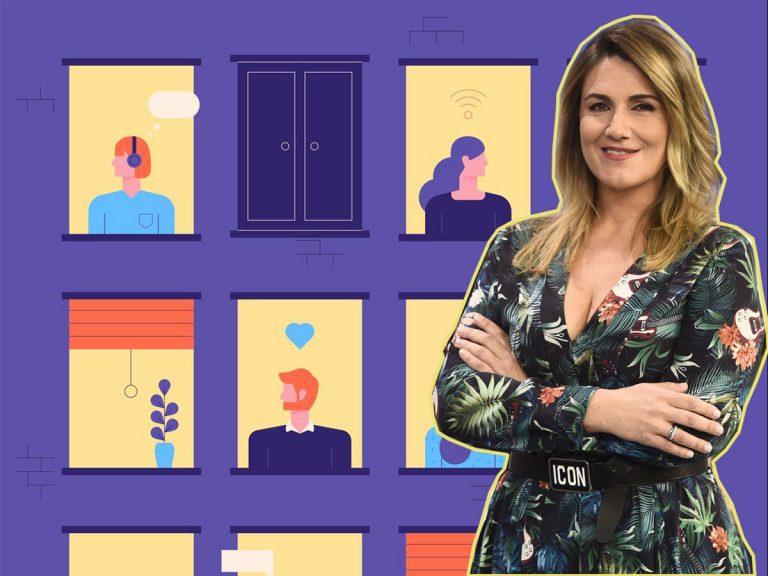 Estos son los nuevos vecinos de Carlota Corredera en su nuevo ático de lujo en Madrid